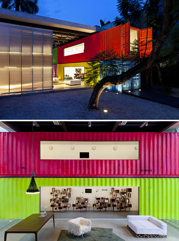 15 Shipping Containers Turned Into Designer Homes 5