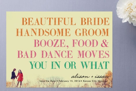2 Funny Wedding Invitations Top 20 Hilarious Cards (2)