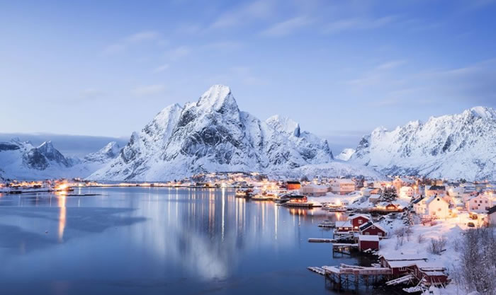 2 reine - Norway Tourism - 21 Reasons To Visit Norway Before You Die