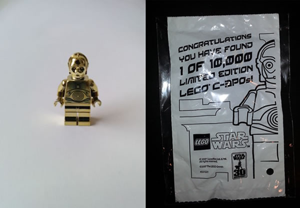 20 Of The Most Rarest And Expensive Lego Custom Minifigures 10