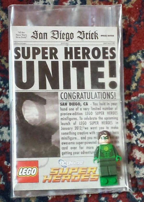 20 Of The Most Rarest And Expensive Lego Custom Minifigures 6