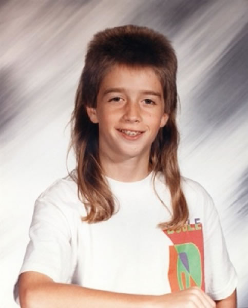 27 Hilarious Kids With The Most Ridiculous Hair 10