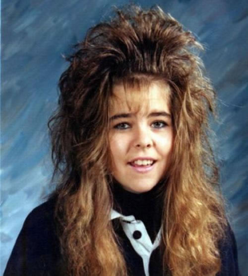 27 Hilarious Kids With The Most Ridiculous Hair 12