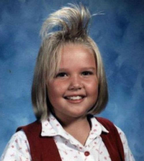 27 Hilarious Kids With The Most Ridiculous Hair 13