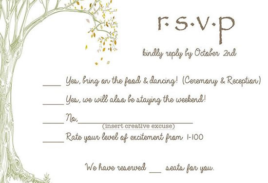 4 Funny Wedding Invitation Top 20 Hilarious Cards (1)