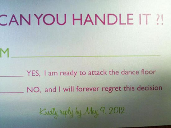 4 Funny Wedding Invitation Top 20 Hilarious Cards (9)