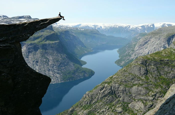 7 trolltunga - 21 Reasons To Visit Norway Before You Die