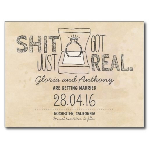 funny wedding invitations top 20 hilarious cards, Wedding invitations