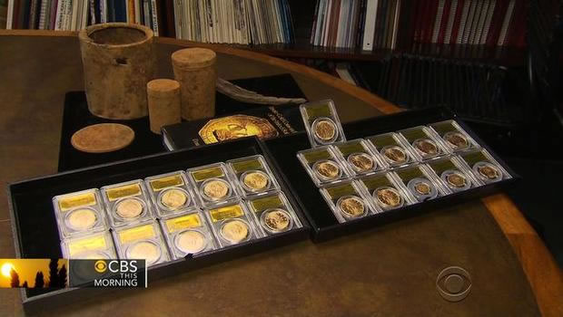 Gold Bullion Worth $10 Million Found In Back Yard (4)