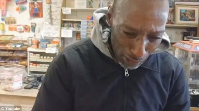 Homeless Guy Wins Lottery Payout After Passerby Gives Lottery ticket