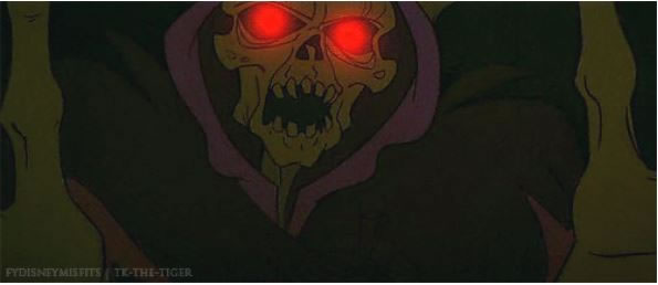 Horned King in The Black Cauldron - 21 Most Traumatizing Moments From 80's Children Book Story Films
