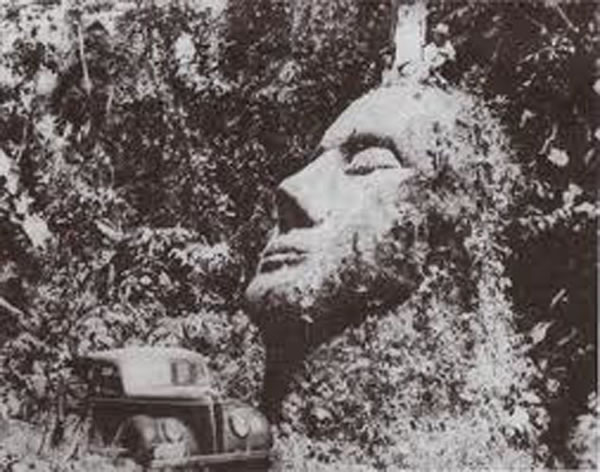 Old Picture Prints Of Mysterious Artifacts Thought To Be Alien 2 - Picture Prints