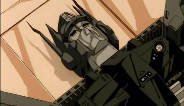 Optimus Prime death in Transformers