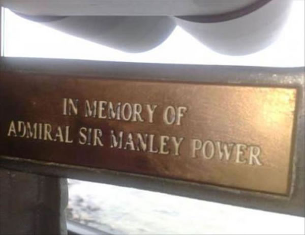 People Who Need To Seriously Consider A Name - Sir Manley Power