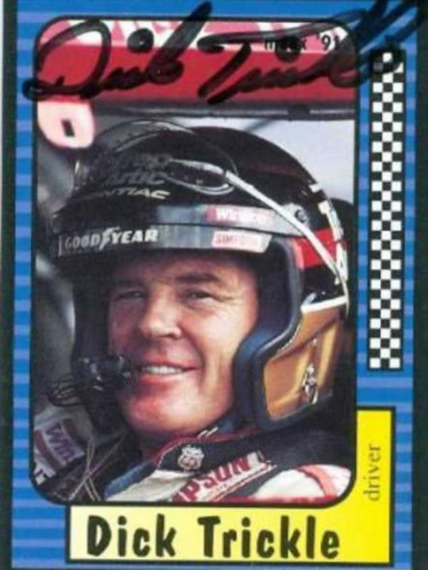 People Who Need To Seriously Consider A Name - Dick Trickle