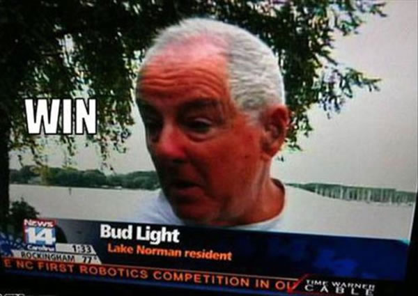People Who Need To Seriously Consider A Name - Bud Light