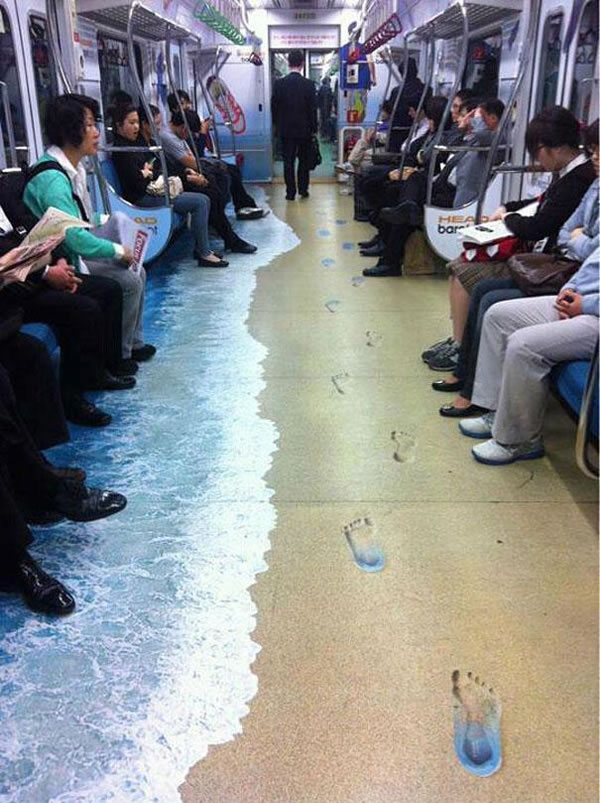 Very Creative Advertising Campaigns That Grabs Your Attention (19)