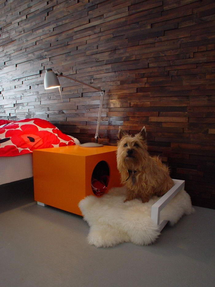 10 Creative Bedside Cabinet House by Madshome Ideas For Cats And Small Dogs 1