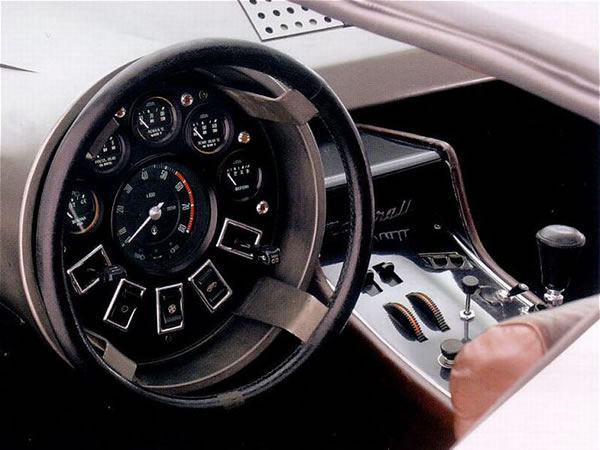10 Of The Most Outrageous Dashboards In Cars 10