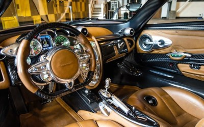 10 Of The Most Outrageous Dashboards In Cars