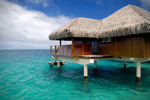 12 Overwater Bungalow Vacations You Should Take Before You Die 12