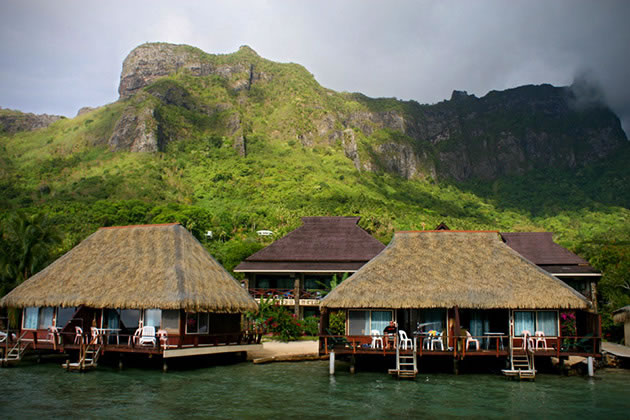 12 Overwater Bungalow Vacations You Should Take Before You Die 3