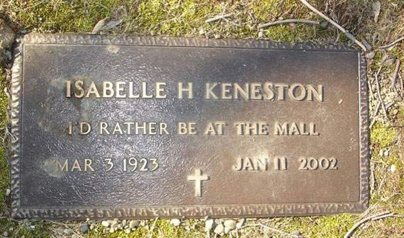 20 Of The Most Funniest Burial Headstones That people Were Buried With (16)