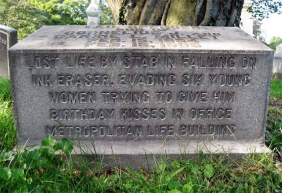 20 Of The Most Funniest Headstones That people Were Buried With (4)
