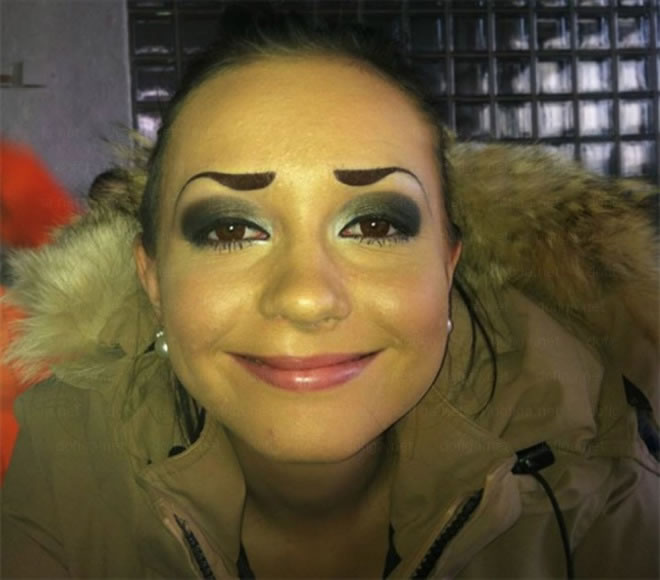 28 Most Funniest Eyebrows Ever 14