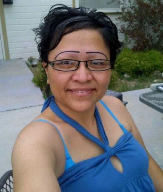 28 Most Funniest Eyebrows Ever 22