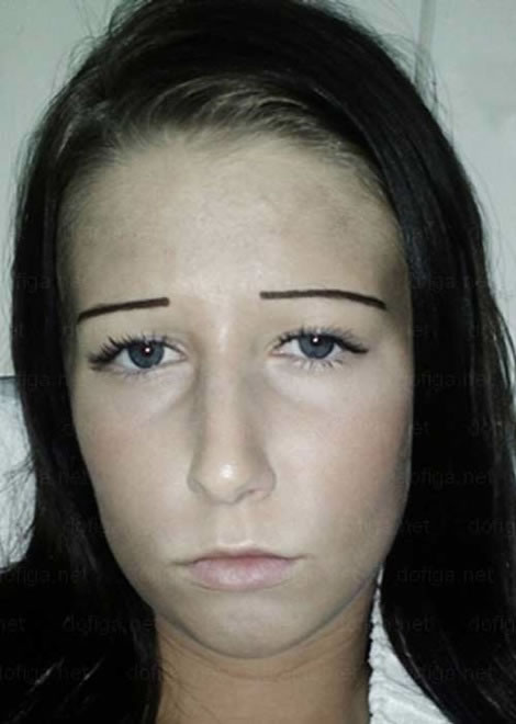 28 Most Funniest Eyebrows Ever 27