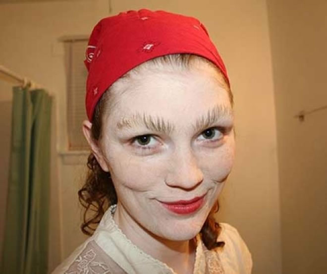 28 Most Funniest Eyebrows Ever 3