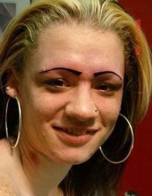 28 Most Funniest Eyebrow Fails Ever 6