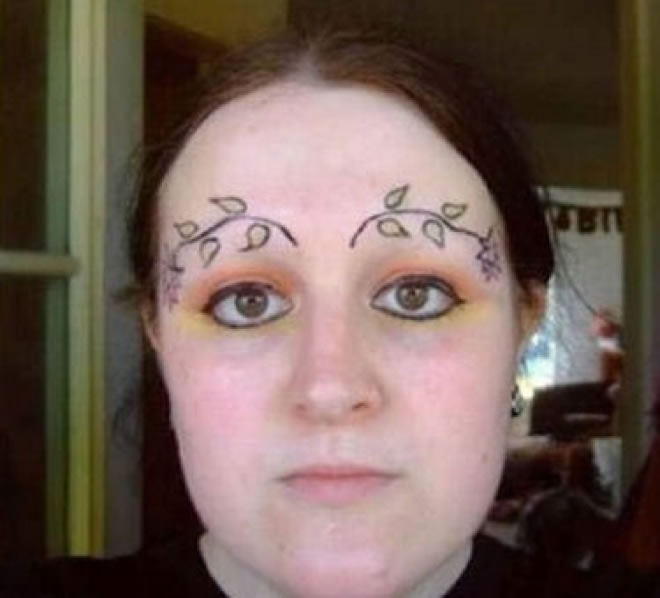 28 Most Funniest Eyebrows Ever 8