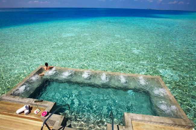 31 Most Beautiful Custom Swimming pools To Swim In Before You Die 6