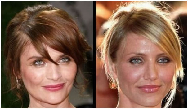 Amazing World Of Celebrity Who Look Like Each Other (3)