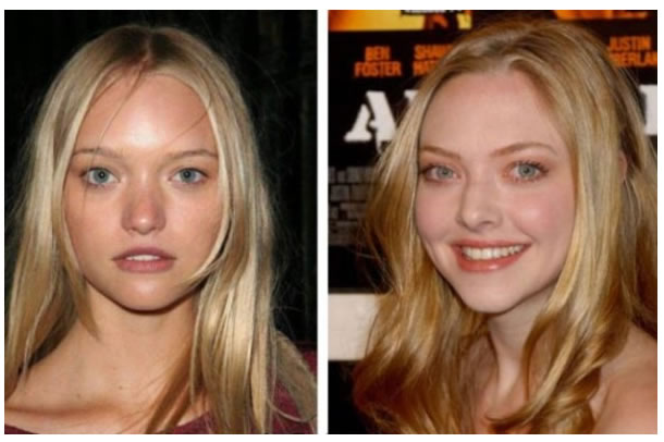 Amazing World Of Celebrity Who Look Like Each Other (4)