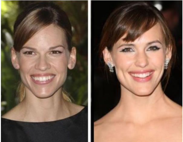 Amazing World Of Celebrity Who Look Like Each Other (5)