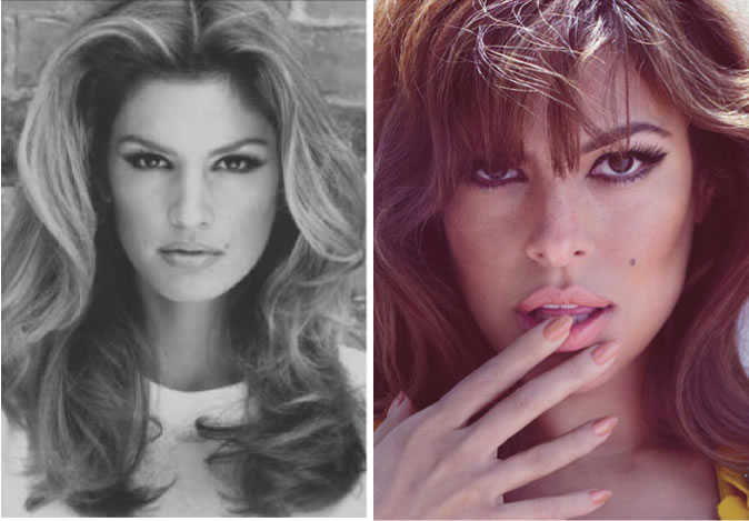 Amazing World Of Celebrity Who Look Like Each Other (8)
