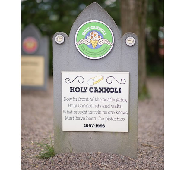Did You Know Ben & Jerry's Has An Ice Cream Flavor Graveyard 10