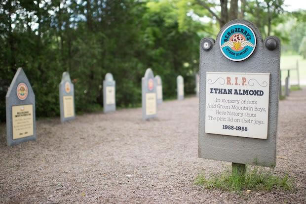 Did You Know Ben & Jerry's Has An Ice Cream Flavor Graveyard 4