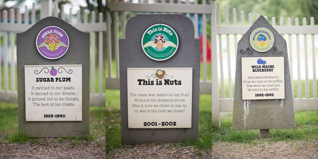 Did You Know Ben & Jerry's Has An Ice Cream Flavor Graveyard 7