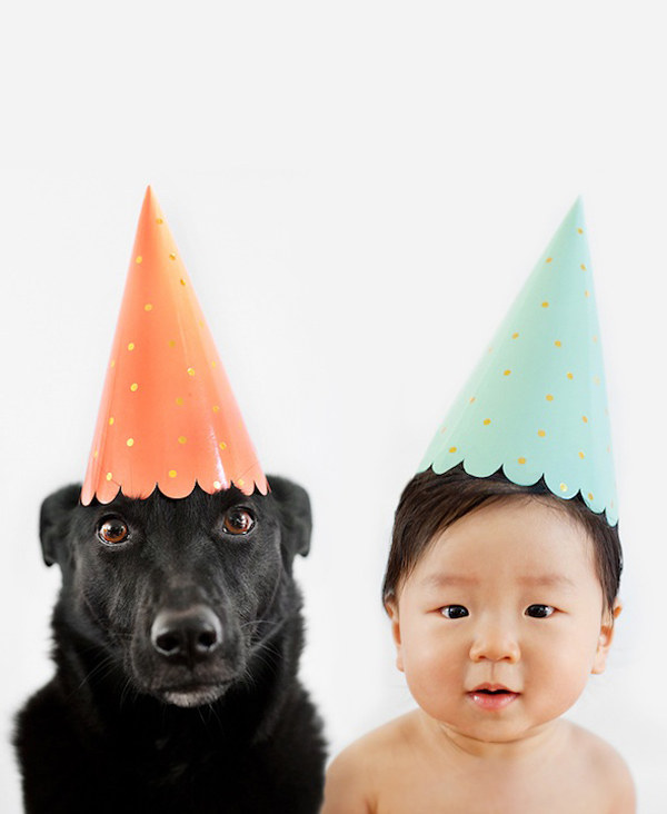 Dog And Baby Most Adorable Twins Ever (8)