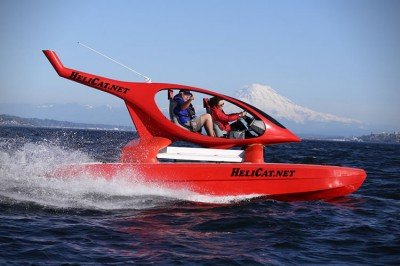 Looking For A New Toy This Summer Then Check Out The Helicat Catamaran
