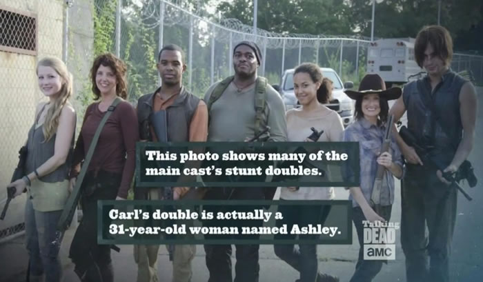The Walking Dead - 44 Things You Never Knew (2)