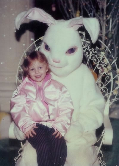 These Scary Easter Bunnies Are More Likely To Make Children Cry 14