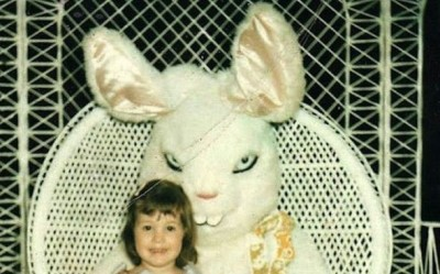 These Scary Easter Bunnies Are More Likely To Make Children Cry