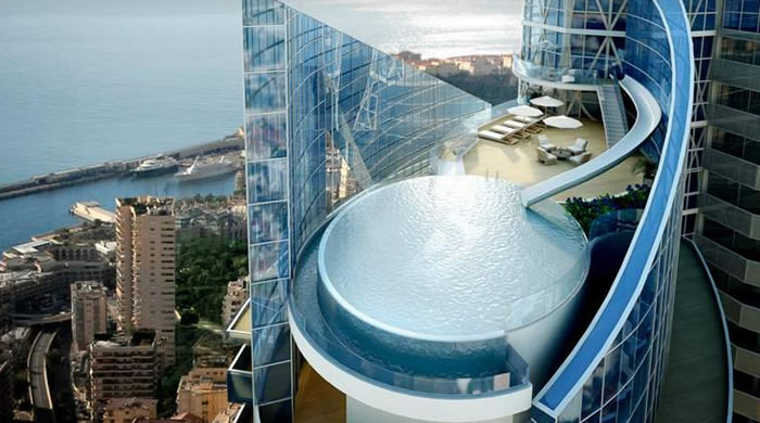 Top Ten Most Expensive Penthouses In The World 10