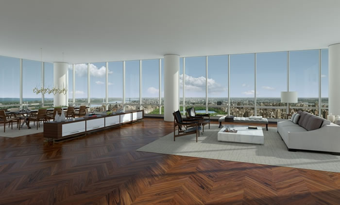 Top Ten Most Expensive Penthouses In The World 6