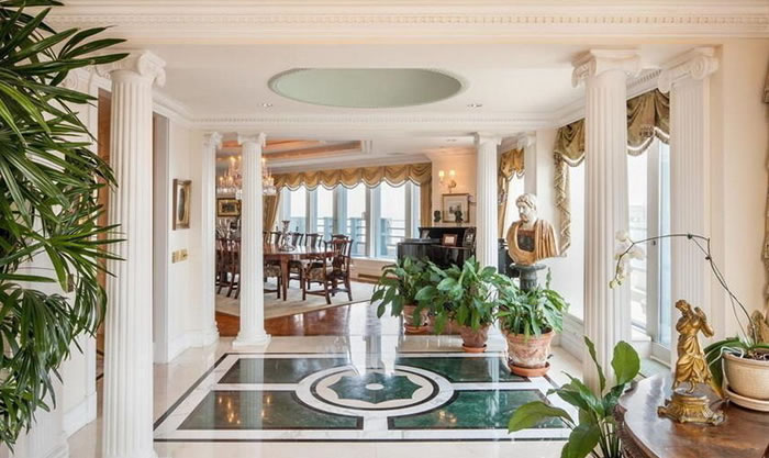 Top Ten Most Expensive Penthouses In The World 7